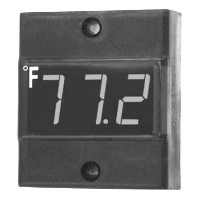 "Flush / Surface Mount Digital Thermometer with 102"" Capillary"