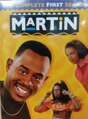 Martin ~ Complete 1st First Season 1 One (4-disc set) ~ Martin Lawrence free shp