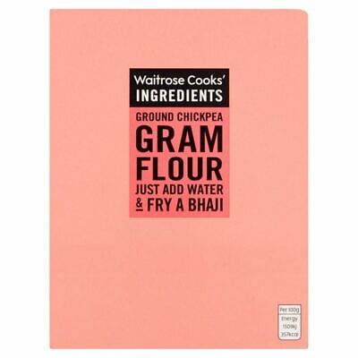 Waitrose Cooks' Ingredients Gram Flour 250g