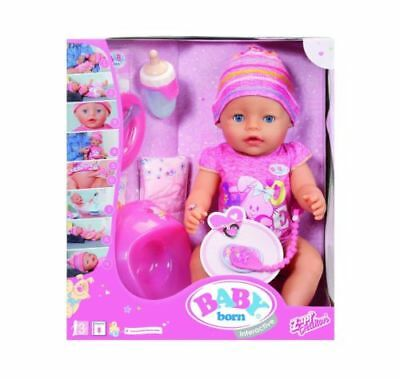 Baby Born Interactive Doll BRAND NEW IN BOX