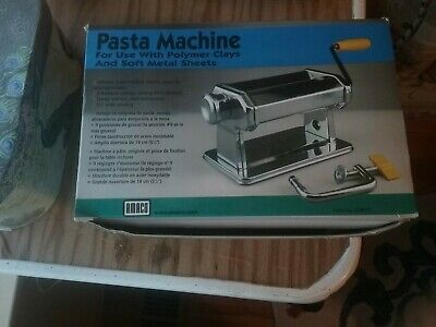 Amaco Craft Pasta Machine For Use With Clay Or Metal
