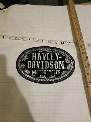 Harleydavidson Patches