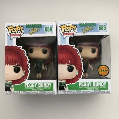 Funko Pop Married with Children  Peggy Bundy #689 & Limited Edition CHASE
