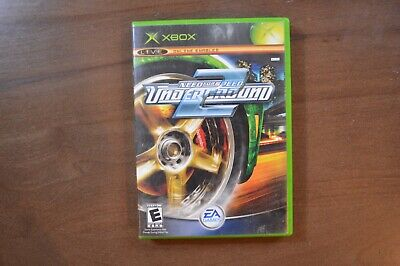 Need for Speed: Underground 2 (Microsoft Xbox, 2004) No Manual