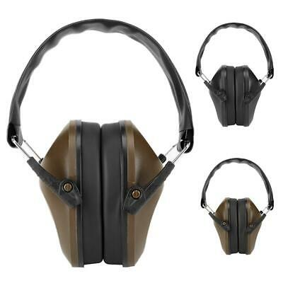Foldable Noise Reduction Earmuff Shooting Sleeping Ears Hearing Protection Hot