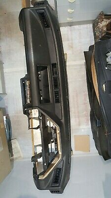 Mk1 Crx Dashboard Right Hand Drive