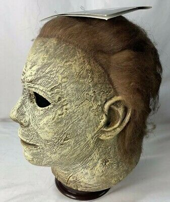Halloween 2018 Michael Myers Trick or Treat Studios Latex Deluxe Mask