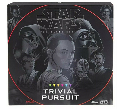 Star Wars Trivial Pursuit - Board Game NEW