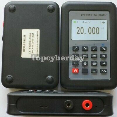 LB02A Multifunction Process Calibrator for Frequency RTD TC Calibration Portable