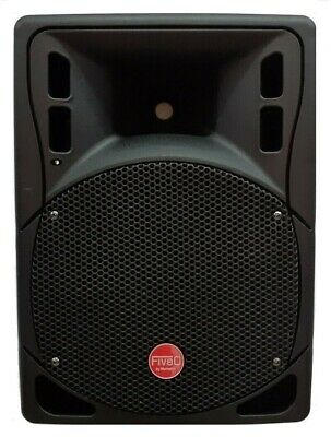 MONTARBO 10A CASSA AMPLIFICATA ATTIVA AUDIO DJ LIVE 700W Switching HI-Power