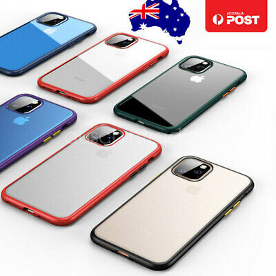 AU Shockproof iphone 11 11 Pro Pro Max Back Case Bumper Cover For Apple iphone