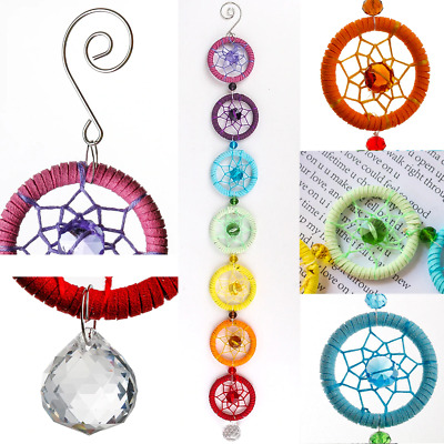 Dream Catcher Correct Color With Chakra Wall Hanging Decors Nautical Home Decor