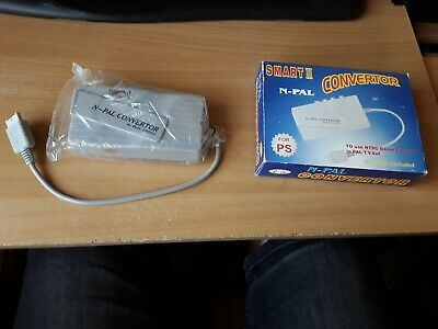 Smart Iii N-Pal Ntsc To Pal Tv Converter For Playstation One