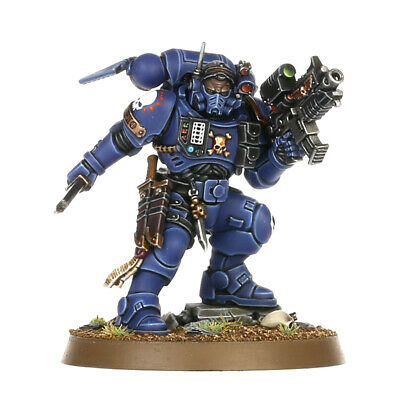 40k PRIMARIS LIEUTENANT IN PHOBOS ARMOUR Shadowspear Vanguard Space Marines NEW