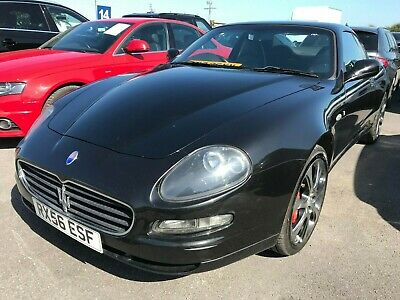 56 Maserati 4200 4.2 Cambiocorsa-**Very Rare 4.2 V8** Satnav, Leather,  Lovely
