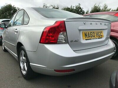 2010/60 Volvo S40 1.6 D Drive S S/S - 9 Stamps, 1F/Ownr, Alloys, Climate, Mint