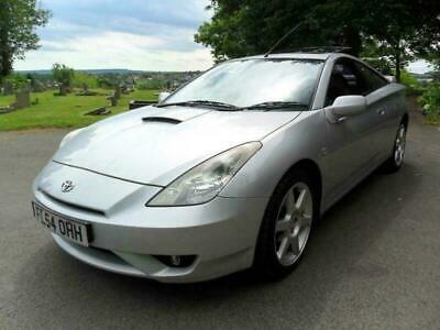 2004 toyota celica 1.8 vvti 2 previous owners full toyota history 96K miles