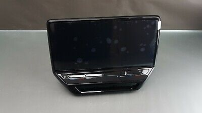 Original VW Bildschirm Monitor Bedieneinheit Multimedia Touchscreen 10A919605