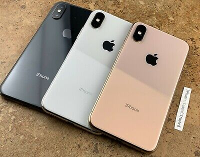 *Excellent* Apple iPhone XS Max (Sprint) 64GB/256/512GB - Space Gray/Silver/Gold