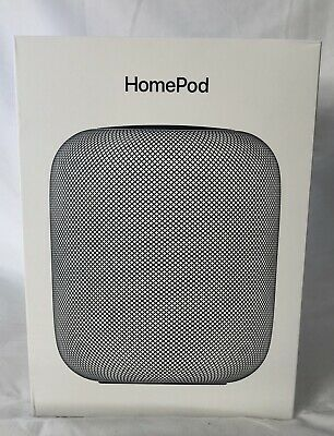 Apple HomePod. Space Gray. Excellent Condition w/all Packaging
