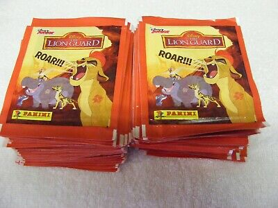"""""""THE LION GUARD""""  100 x Sealed  PACKETS OF STICKERS"""