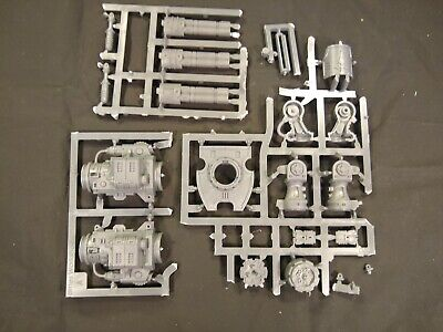 Imperial/Chaos Knight Avenger Gatling Cannon Bits Warhammer 40k Games Workshop