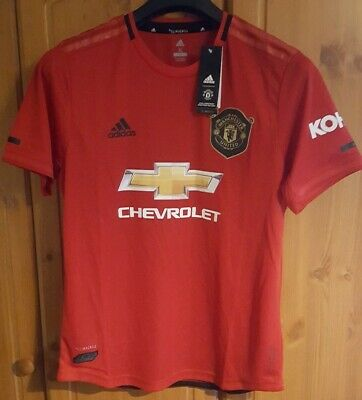Manchester United shirt 19/20 season size XL , new with tags.