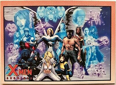 Marvel X-Men Archives CP2 Promo Philly Show Exclusive - Rittenhouse 2009
