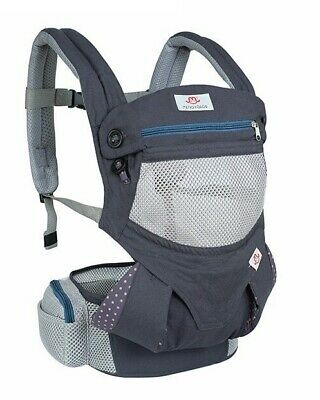 Ergo 360 Style Four Position Breathable Baby Infant Carrier Backpack Adjustable