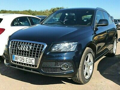 09 Audi Q5 2.0 Tdi Quattro S Line-1Ownr, Nav, Leather, Alloys, P/Sens, Fabulous