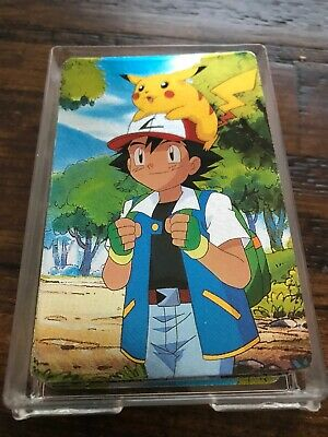 Pokemon Foil playing cards 52 card deck
