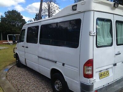 mercedes benz sprinter van 2005 weekender