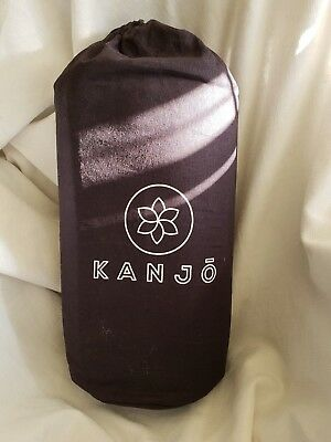 Kanjō Memory Foam Acu Pressure Mat and Pillow Onyx (79.99)