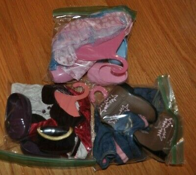 Doll Clothing fits Our Generation American Girl 18 inch Lot 5