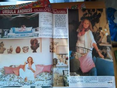 clippings  ursula andress