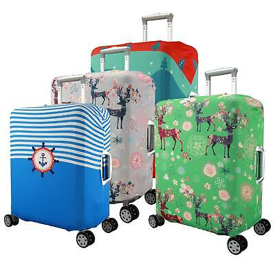 """Case Protector Cover for 18""""- 28"""" Luggage Suitcase Elastic Stretch Fabric"""
