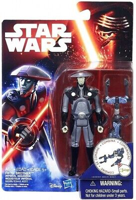 """HASBRO Star Wars™ Rebels© - Fifth Brother, Inquisitor™ 3.75"""" figure *DAMAGED*"""