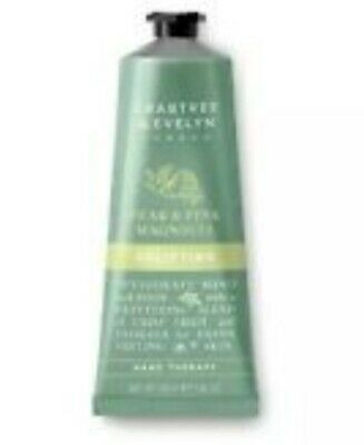Crabtree & Evelyn Pear and Pink Magnolia 100ml Tube Hand Therapy.  8.5 fl Oz BN