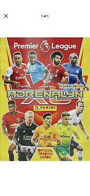 50 X Packs Adrenalyn Premier League 2019/20 Trading Cards New