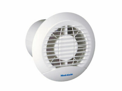Vent-Axia Eclipse 6'' Extractor fan suitable for bathroom