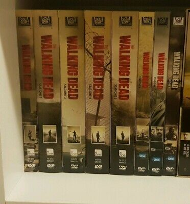 the walking dead dvd stagione 1/8