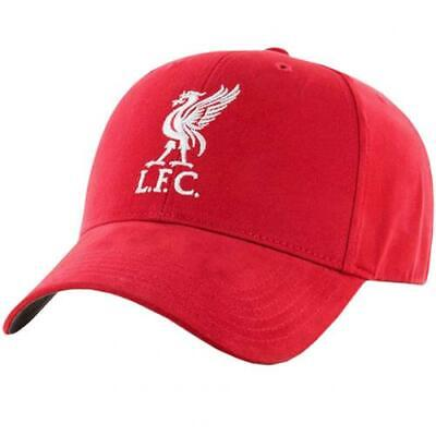 Liverpool FC Official Red Adult Baseball Cap