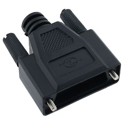 15-Way Screwlock D Connector Hood Cover