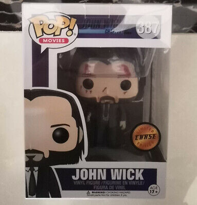 Funko Pop Vinyl figure John wick chapter #387 With box