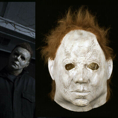 Halloween Mask 2018 Ultimate Michael Myers Cosplay Latex Scary Film Party US
