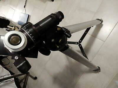 Losmandy (Celestron) G-9 Equatorial Telescope Mount and Tripod