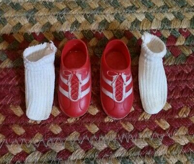 Vintage (Kenner) Six Million Dollar Man Shoes And Socks Accessory