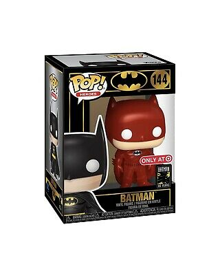 2019 New Funko Pop! DC Heroes Red Suit Batman 80th Target Exclusive Preorder🔥