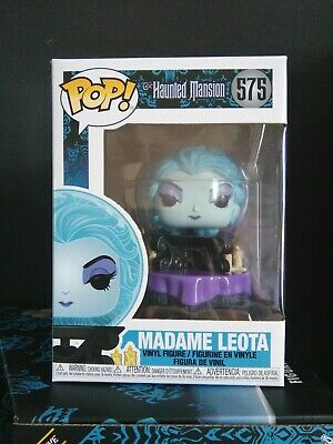 Funko Pop! Disney The Haunted Mansion Madame Leota Vinyl Figure