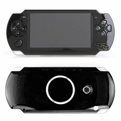 "PSP X9 8G Retro Handheld Game Console 5"" Portable Video Game Player with Camera"